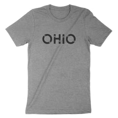 Ohio Native Lcl Black Youth T-Shirt