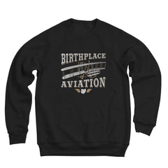 The Birthplace Of Aviation Ohio Men's Ultra Soft Sweatshirt