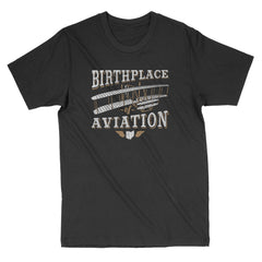 The Birthplace Of Aviation Ohio Men's T-Shirt