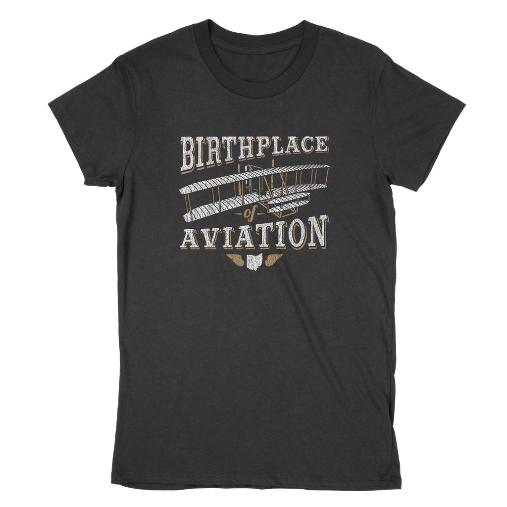 The Birthplace Of Aviation Ohio Women's T-Shirt