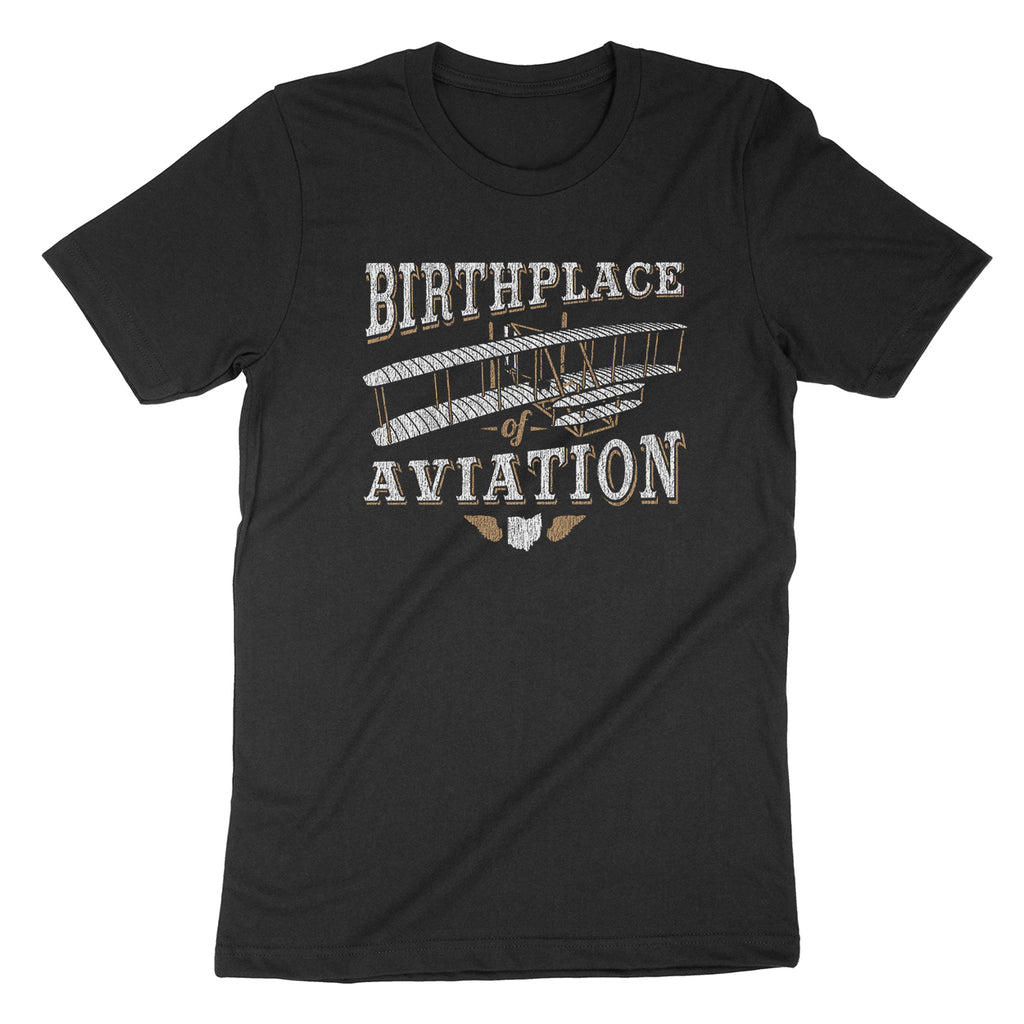 The Birthplace Of Aviation Ohio Youth T-Shirt - Clothe Ohio - Soft Ohio Shirts