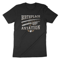 The Birthplace Of Aviation Ohio Youth T-Shirt