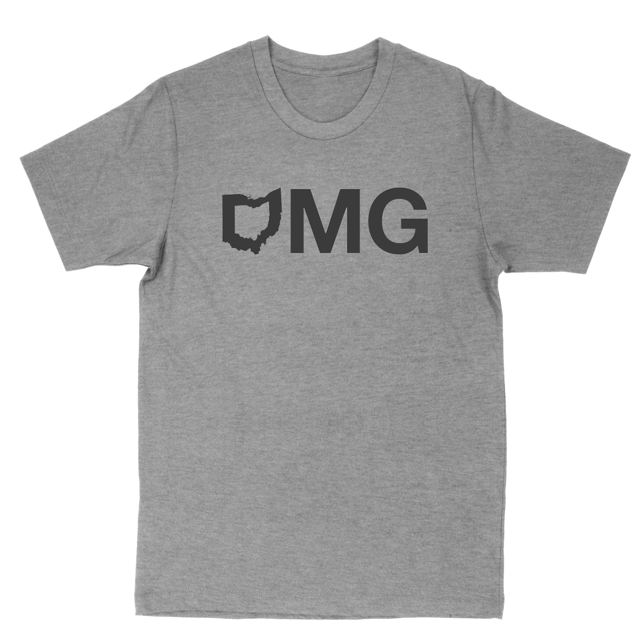 Omg Ohio Men's T-Shirt - Clothe Ohio - Soft Ohio Shirts