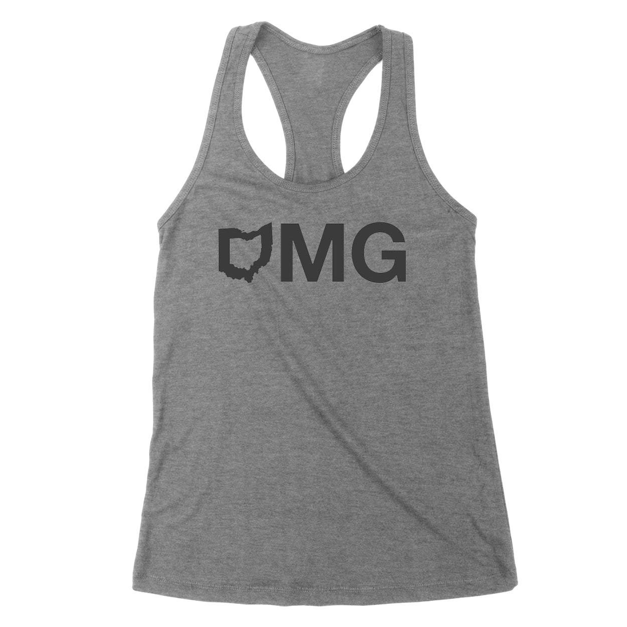 Omg Ohio Women's Tank - Clothe Ohio - Soft Ohio Shirts