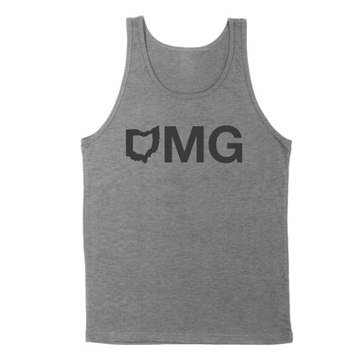 Omg Ohio Men's Unisex Tank - Clothe Ohio - Soft Ohio Shirts