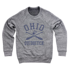 Ohio Quidditch Men's Ultra Soft Sweatshirt