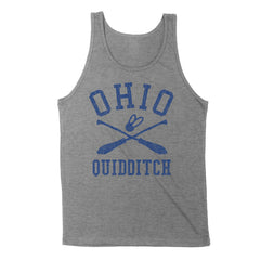 Ohio Quidditch Men's Unisex Tank