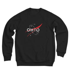 Ohio In Space Ultra Soft Sweatshirt
