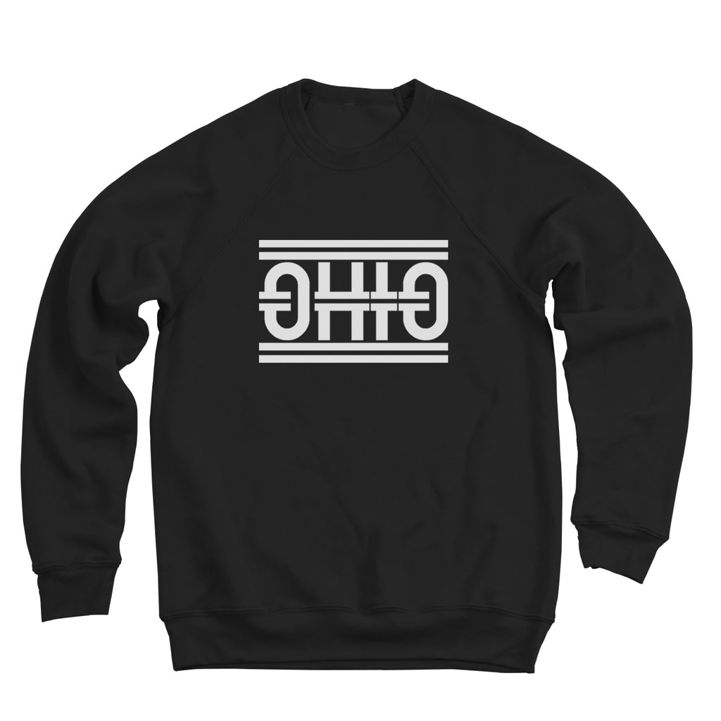 Ohio Tracks Ultra Soft Sweatshirt - Clothe Ohio - Soft Ohio Shirts