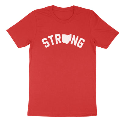 Strong Ohio Youth T-Shirt - Clothe Ohio - Soft Ohio Shirts