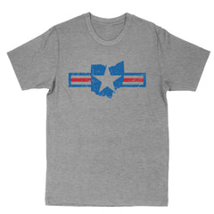 Ohio Vintage Air Force Men's T-Shirt