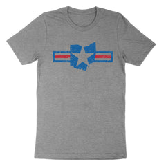 Ohio Vintage Air Force Youth T-Shirt