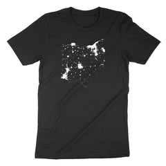 Ohio From Space Youth T-Shirt