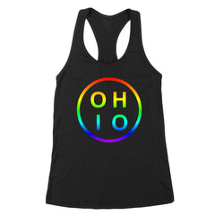 Pride Circle Ohio Women's Tank