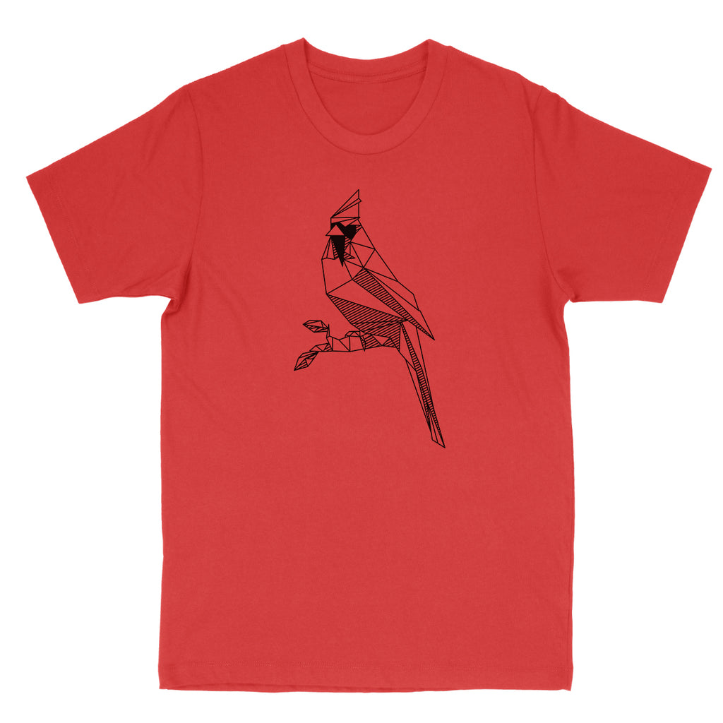 Poly Cardinal Men's T-Shirt