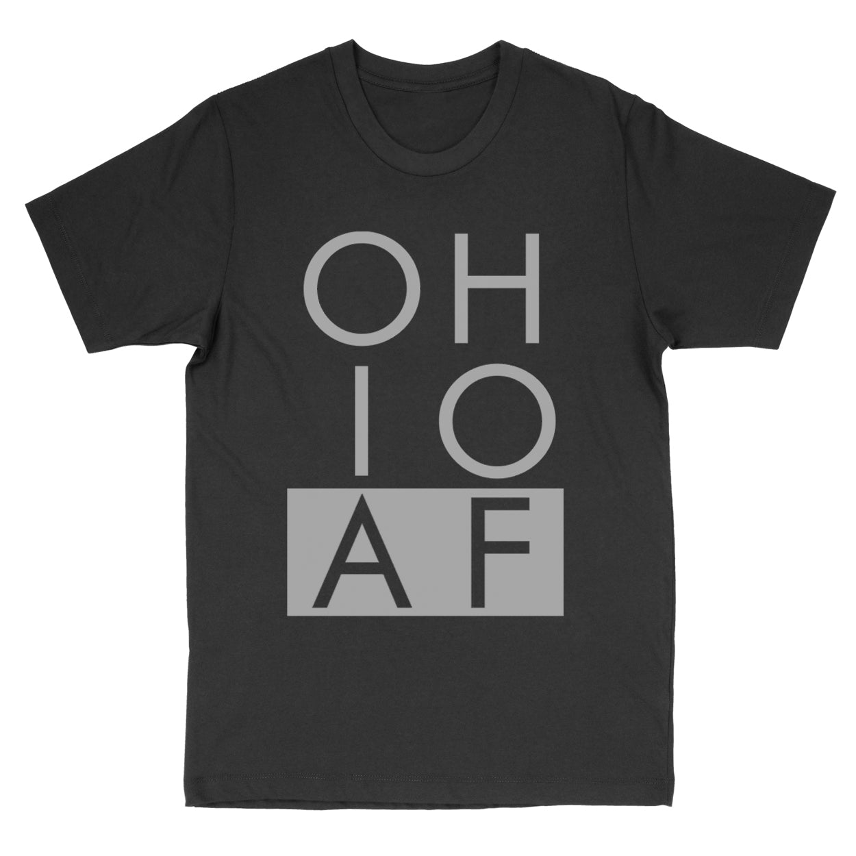 Ohio AF Men's T-Shirt - Clothe Ohio - Soft Ohio Shirts