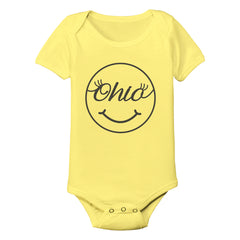 Ohio Smiles Baby One Piece