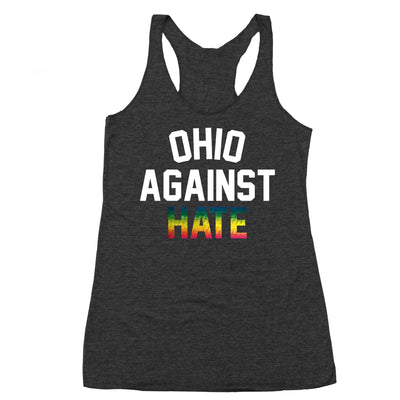 Ohio Against Hate Women's Tank