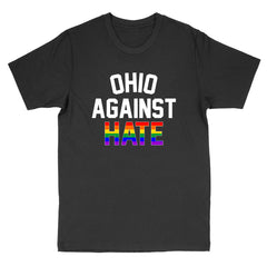 Ohio Against Hate Men's T-Shirt