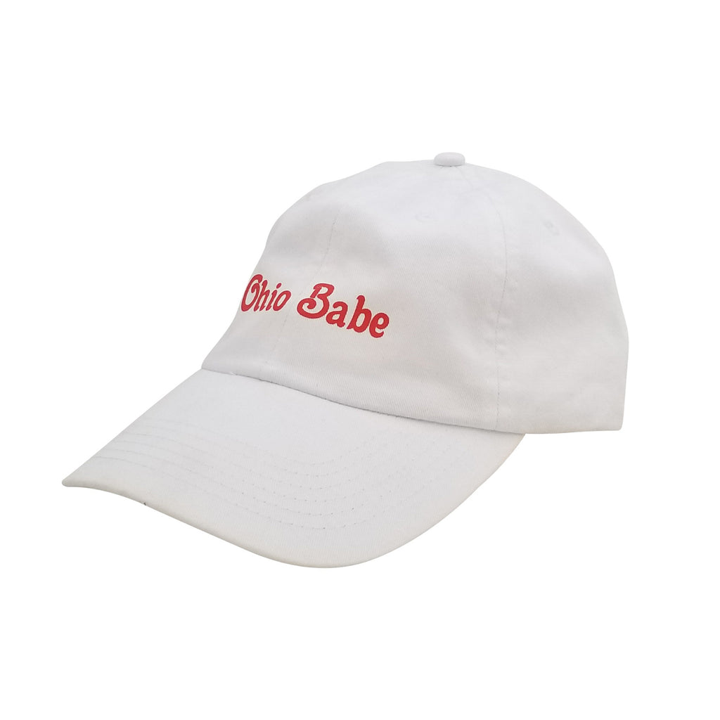 Ohio Babe Dad Hat