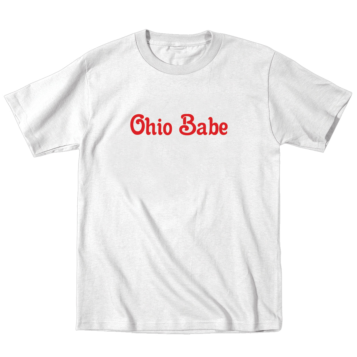 Ohio Babe Ultra Soft Toddler T-Shirt - Clothe Ohio - Soft Ohio Shirts