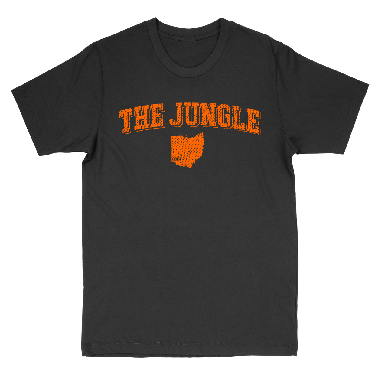 The Jungle Men's T-Shirt - Clothe Ohio - Soft Ohio Shirts