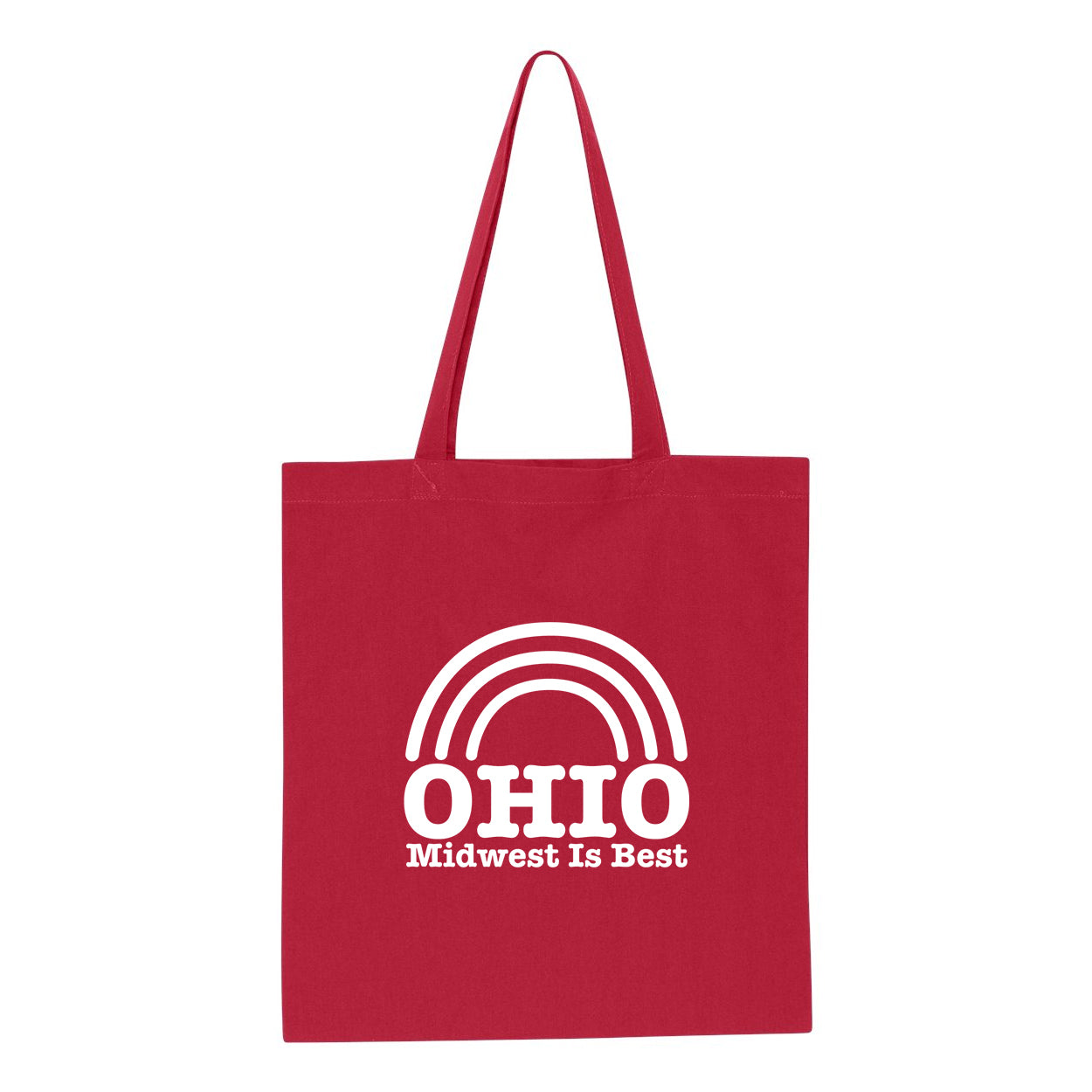 Midwest is the Best Tote