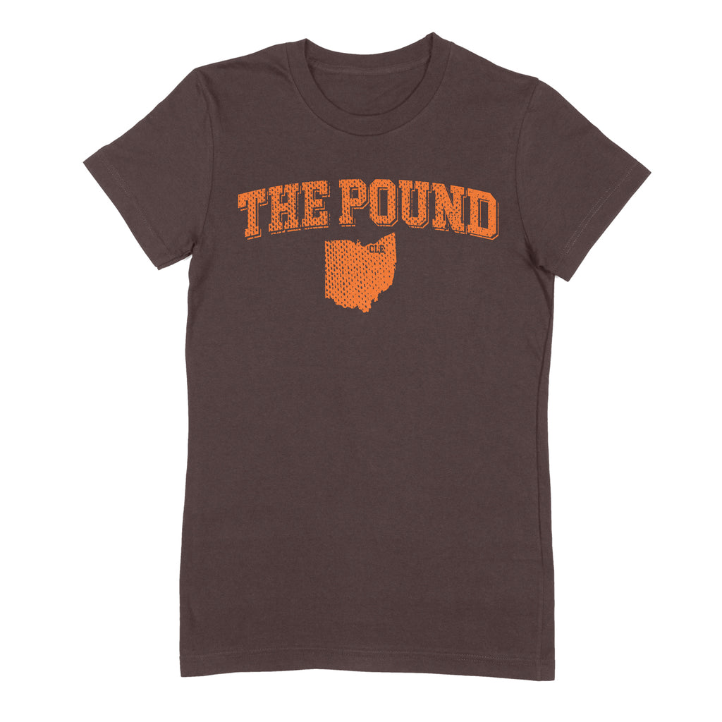 The Pound CLE Women's Fit Soft Blend T-Shirt