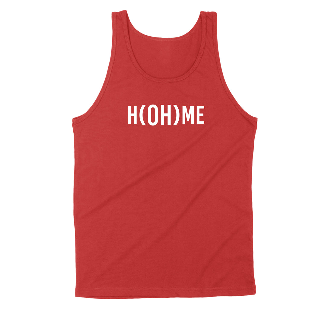 HOhMe Ohio Men's Unisex Tank - Clothe Ohio - Soft Ohio Shirts