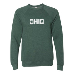 Shamrocks in Ohio Ultra Soft Sweatshirt