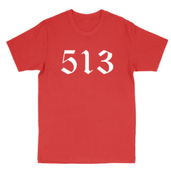 513 White Men's T-Shirt