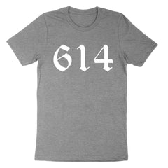 614 White Youth T-Shirt