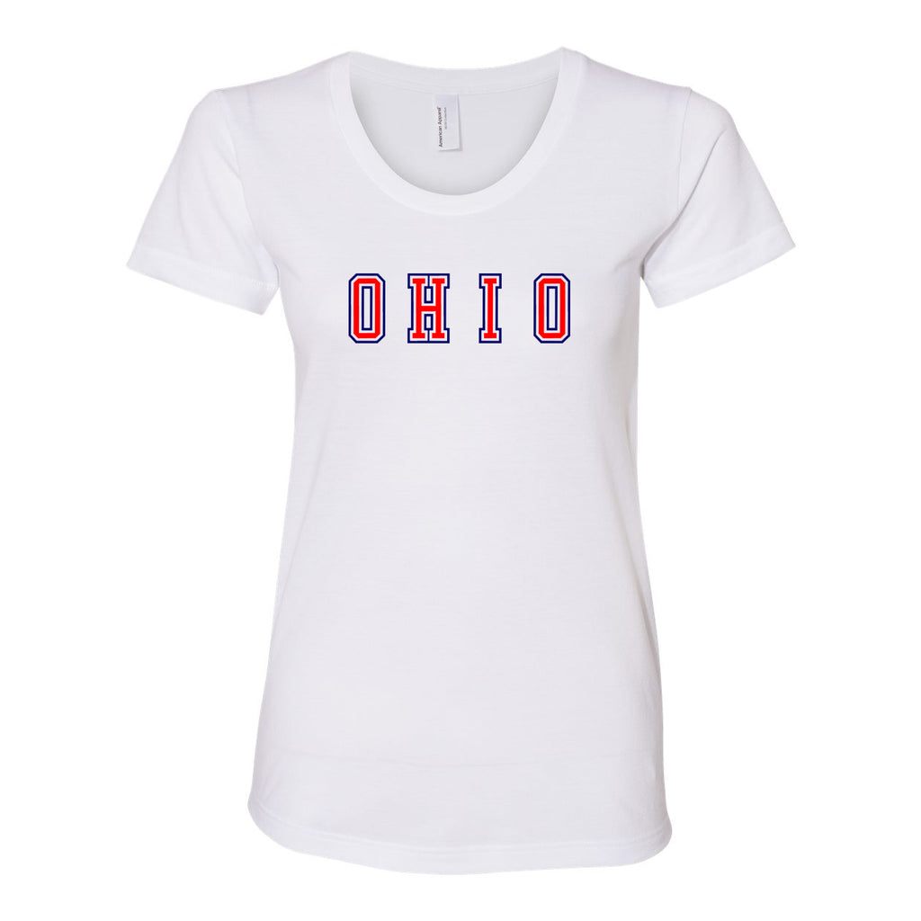 Ohio USA Varsity Women's Fit Soft Blend T-Shirt