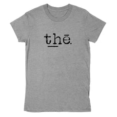 THE Phonetic Women's T-Shirt