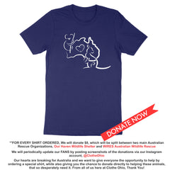 Help Australia Donation Men's T-Shirt