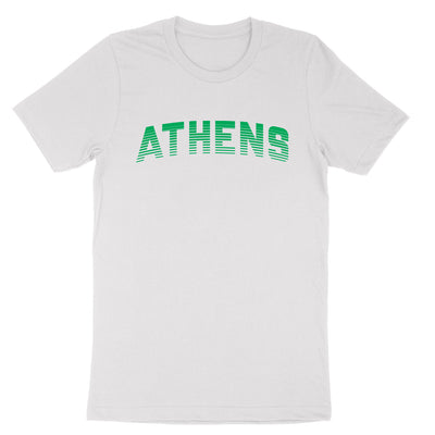 ATHENS Sport in Green Youth T-Shirt - Clothe Ohio - Soft Ohio Shirts