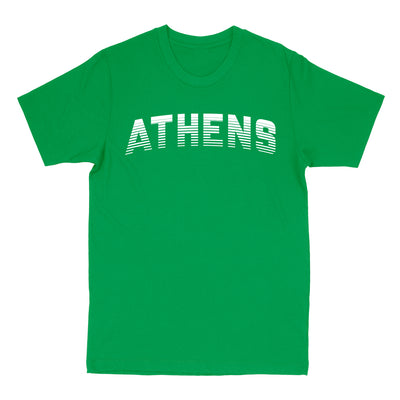 ATHENS Sport in White Youth T-Shirt - Clothe Ohio - Soft Ohio Shirts