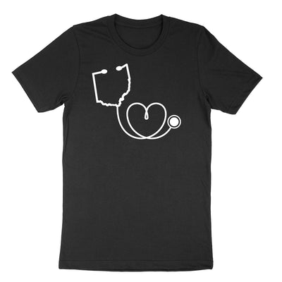 Ohio Healthcare - Donation - Youth T-Shirt - Clothe Ohio - Soft Ohio Shirts