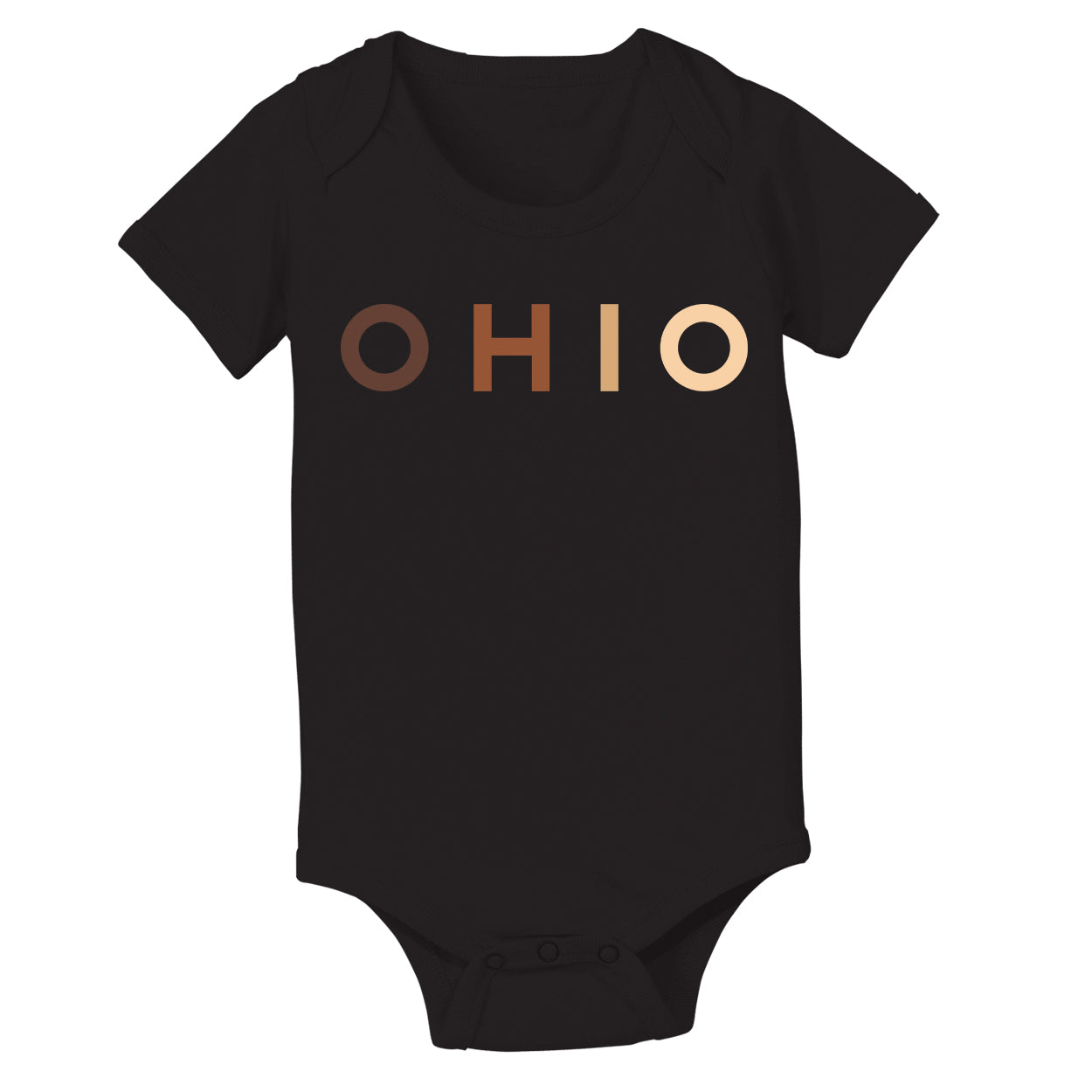 Ohio United Baby One Piece