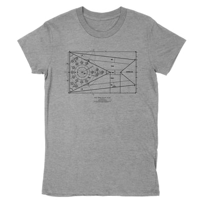 The Blueprint - Ohio State Flag Women's T-Shirt