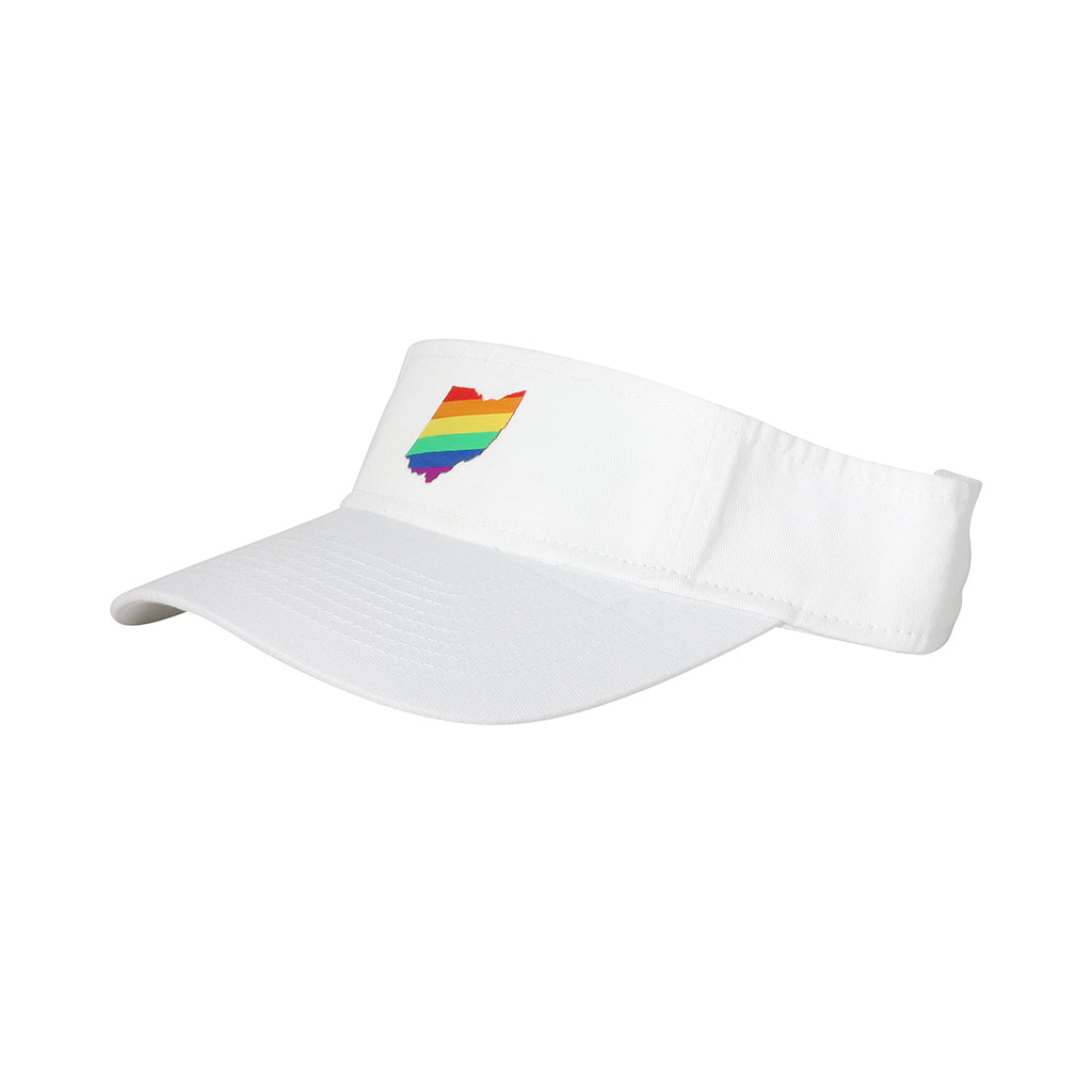 Pride Ohio Golf Visor