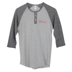 Ohio Slide Pocket Button Henley