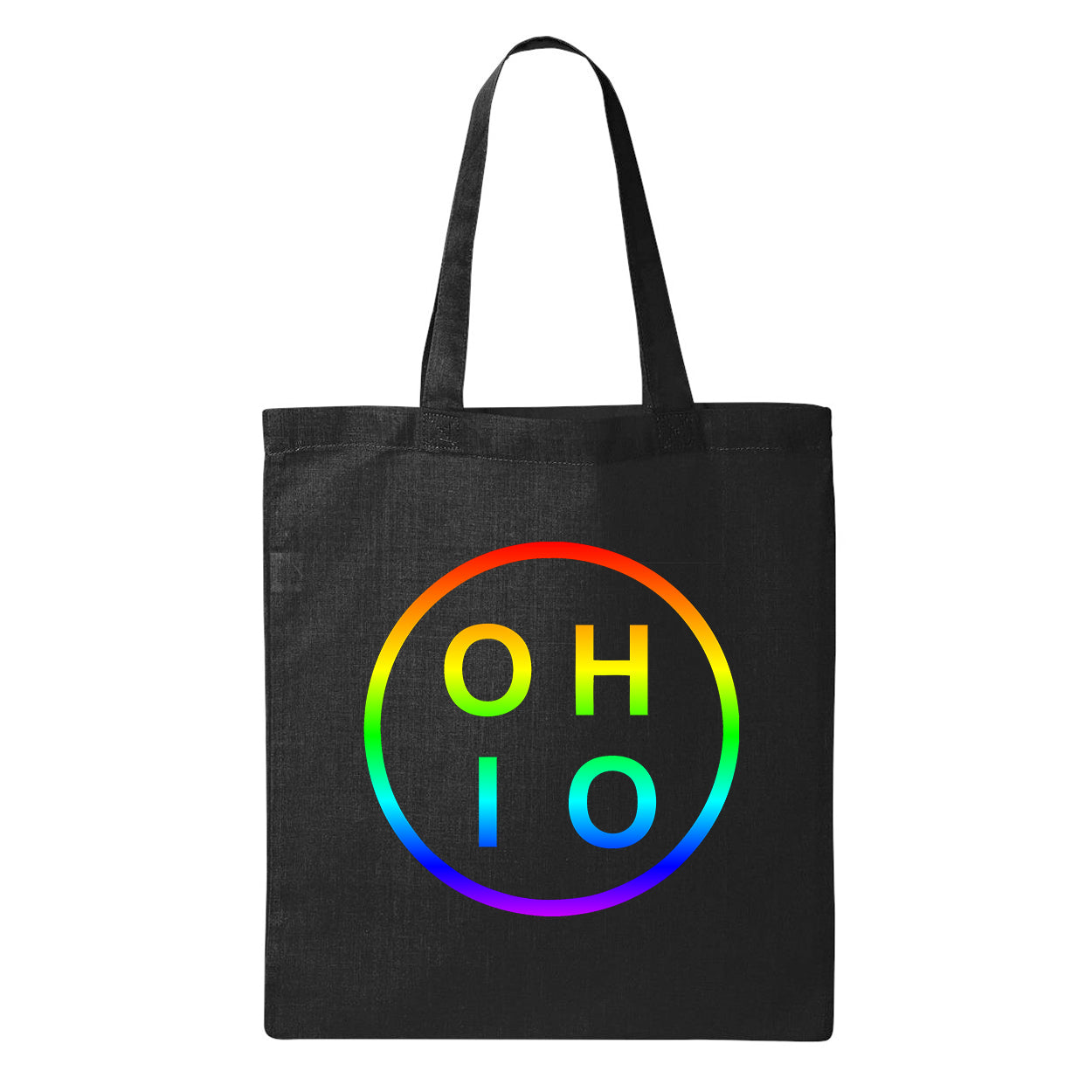 Pride Circle Ohio Tote