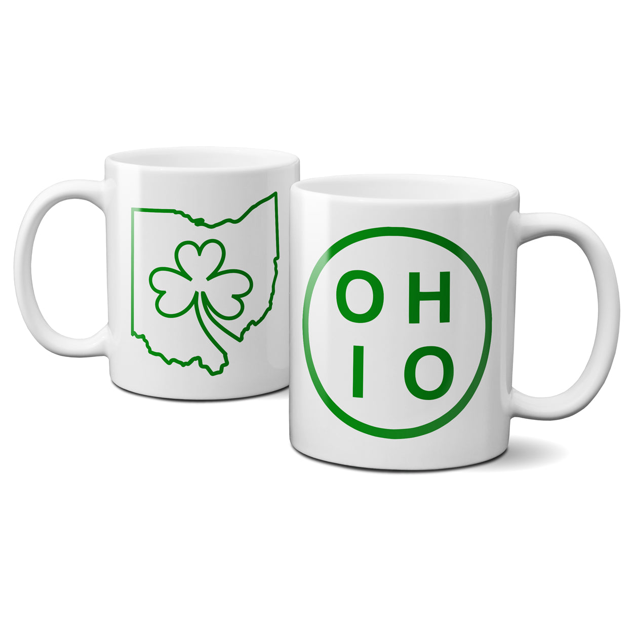 Irish Ohio Mug