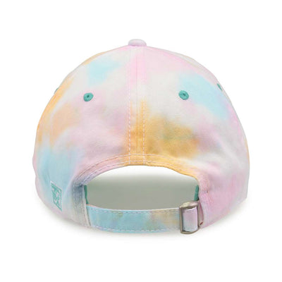 Ohio (White) Tie Dye Dad Hat