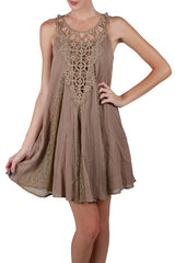 The Cocoa Dress