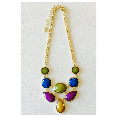 Summer Stones Necklace