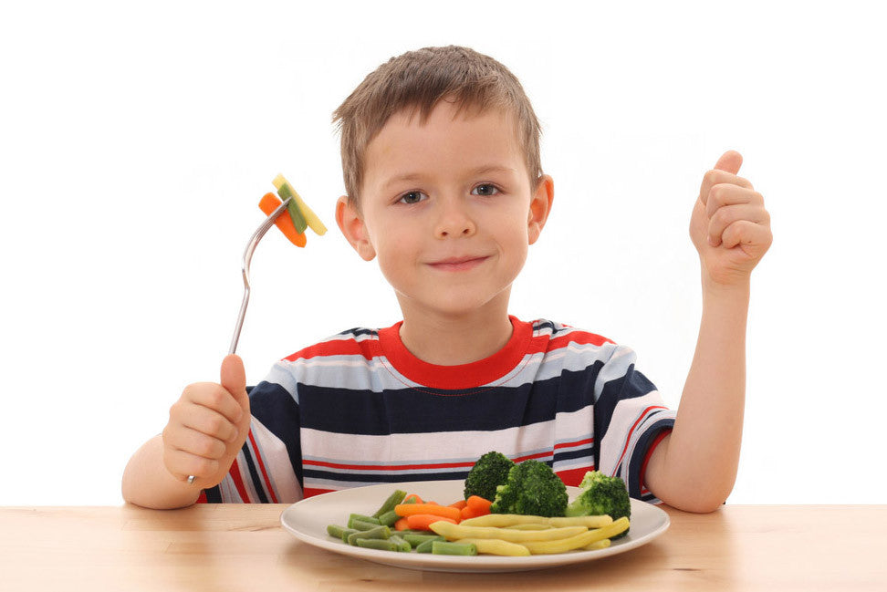 Importance of Starting Healthy Habits Even at an Early Age