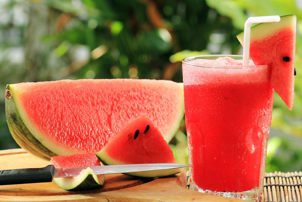 Three Fresh Pressed Watermelon Juice Recipes to Quench Your Thirst
