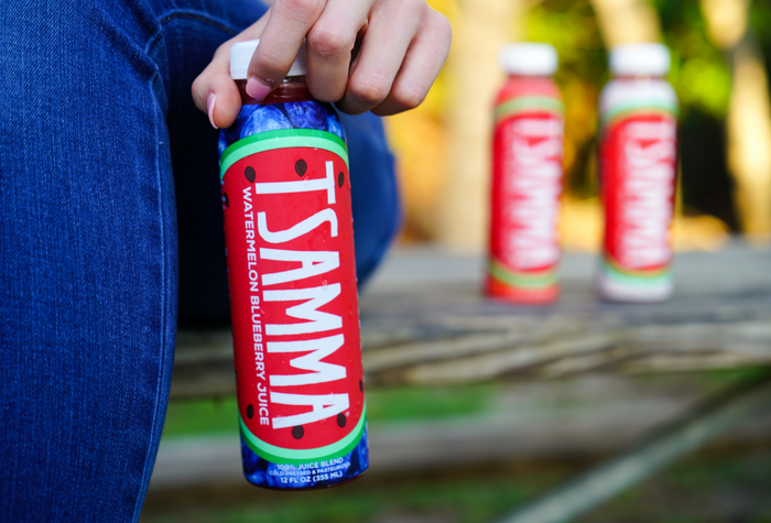 Watermelon Blueberry Juice Added to the Tsamma Lineup